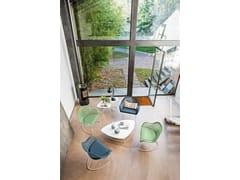 Tavolino da caffè in acciaioGUAPA | Tavolino in acciaio - MIDJ