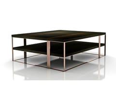 FLOW | Tavolino quadrato