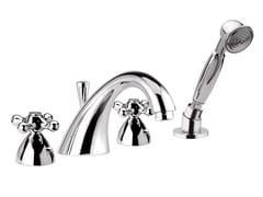 Set vasca a 4 fori con doccetta REVIVAL | Set vasca - Revival