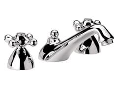 Rubinetto per lavabo a 3 fori da piano REVIVAL | Rubinetto per lavabo a 3 fori - Revival