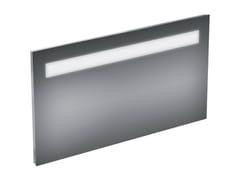 Specchio da parete con illuminazione integrata per bagno STRADA - K2674 - Strada