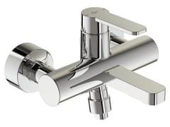 Miscelatore per vasca a muro monocomando con limitatore di temperatura GIÒ - B0621 - Giò