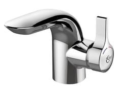 Miscelatore per lavabo da piano con limitatore di temperatura MELANGE - A6117 - Melange