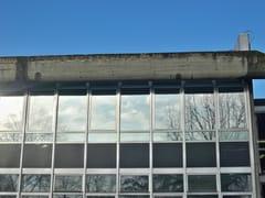 Pellicola per vetri antisfondamento di sicurezzaPellicola per vetri di sicurezza - TOPFILM