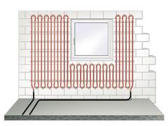 Sistema radiante a pareteFONTERRA SIDE 12 CLIP - VIEGA ITALIA