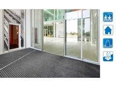 Zerbino tecnico SENATOR - Sistemi di tappeti tecnici per l'ingresso