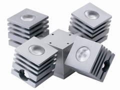 Faretto a LED multiplo orientabileGEMINI PLUS | Faretto multiplo - TECNOILLUMINAZIONE