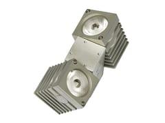 Faretto a LED multiplo orientabileGEMINI PLUS LED | Faretto multiplo - TECNOILLUMINAZIONE