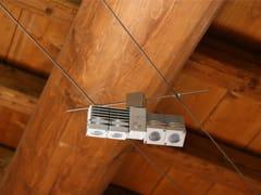 Lampada a sospensione a LED su caviGEMINI PLUS LED | Tesata - TECNOILLUMINAZIONE