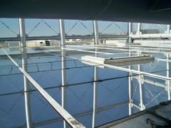 Pellicola di controllo solare per vetrate zenitaliXTRM SKYLITE S20X - FOSTER T & C