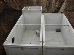 F.LLI ABAGNALE, Riserve idriche antincendio Componente per impianto antincendio