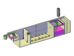 F.LLI ABAGNALE, Impianto biologico Impianto di depurazione e smaltimento