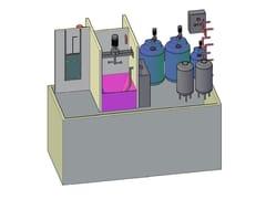 F.LLI ABAGNALE, Impianti di trattamento chimico-fisico Impianto di depurazione e smaltimento