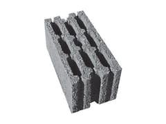 Elemento strutturale prefabbricato in cemento armatoBlocchi in lapillo cemento - F.LLI ABAGNALE