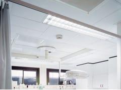 Pannelli per controsoffitto in fibra minerale per ambienti sanitariBIOGUARD - ARMSTRONG CEILING SOLUTIONS