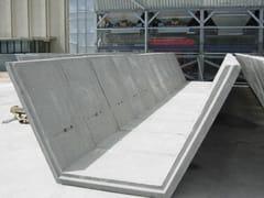 F.LLI ABAGNALE, Canale trapezoidale Componente per rete di acquedotto