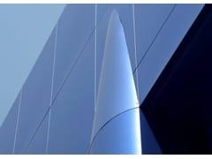 Alluminio preverniciato a liquidoDWALL IRIDIUM - OTEFAL