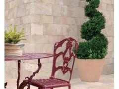 Rivestimento di facciata in pietra artificialePOBLET - SAS ITALIA - ALDO LARCHER