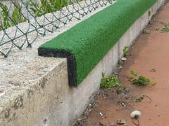 TOPFILM, ECOCORNER Protezione per spigoli e cordoli in erba sintetica