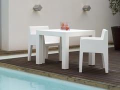 Sedia da giardino con braccioli JUT | Sedia con braccioli - Jut