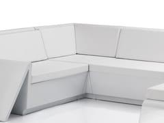 Divano da giardino modulare componibile REST | Divano da giardino modulare - Rest