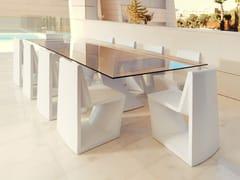 REST | Tavolo rettangolare
