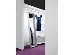 Specchio da terra rettangolare con cornice EXTRA LARGE | Specchio da terra -
