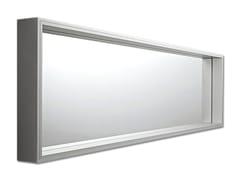 Specchio rettangolare a parete con cornice EXTRA LARGE | Specchio a parete -