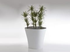 VONDOM, BONES 120 Vaso da giardino in resina