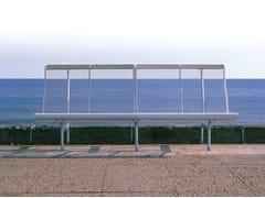 BD Barcelona Design, CATALANO Panchina modulare in acciaio
