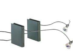BD Barcelona Design, BIB LUZ LIBRO Illuminazione per mobili in alluminio