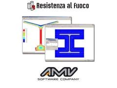Analisi termica e verifica di resistenza al fuocoRESISTENZA AL FUOCO - AMV
