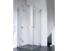 Provex Industrie, E-LITE ET Box doccia angolare in vetro