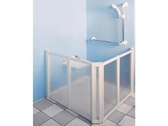 Box doccia per disabiliPOINT | Box doccia - PROVEX INDUSTRIE