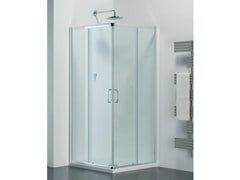 Provex Industrie, ARCO AE Box doccia in vetro con porta scorrevole