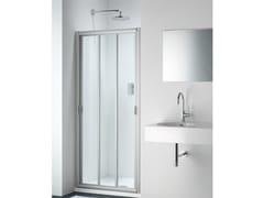 Provex Industrie, CLASSIC FC Box doccia in vetro con porta scorrevole