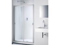 Provex Industrie, CLASSIC NC Box doccia in vetro con porta scorrevole