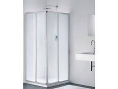 Provex Industrie, CLASSIC EC Box doccia angolare in vetro