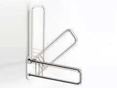 Maniglione bagno in acciaio400 STEEL | Maniglione bagno - PROVEX INDUSTRIE