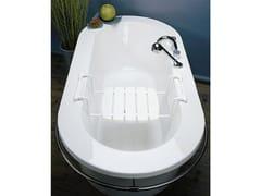 Sedile per vasca in ABS200 SB - PROVEX INDUSTRIE