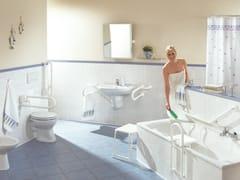Maniglione bagno ergonomico fissoANIMO SG 03   Maniglione bagno - PROVEX INDUSTRIE