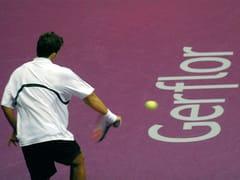 Pavimentazione sportiva resiliente per campi da tennis TARAFLEX™ TENNIS - Pavimenti sportivi