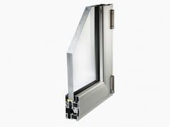 ALsistem, MATIC 50TT Finestra alluminio a taglio termico