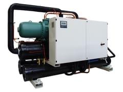Pompa di calore / Refrigeratore ad acquaWF - AERMEC