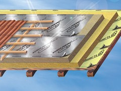 Feltro termoisolante in polietilenePERMO® SOLAR SK - KLÖBER ITALIA