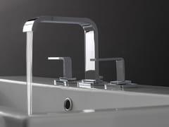 Rubinetto per lavabo a 3 fori da piano IMMERSION | Rubinetto per lavabo - Immersion