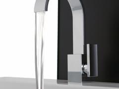 Miscelatore per lavabo da piano monoforo SADE | Miscelatore per lavabo monoforo - Sade