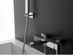 Rubinetto per vasca a muro con doccetta SADE | Miscelatore per vasca - Sade