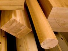 Componente in legno lamellareLegno lamellare resinoso - SIMONIN