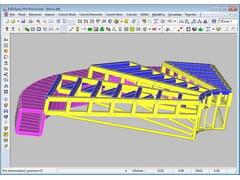 Analisi strutturale per c.a. , acciaio, murature, legnoWinStart - ENEXSYS